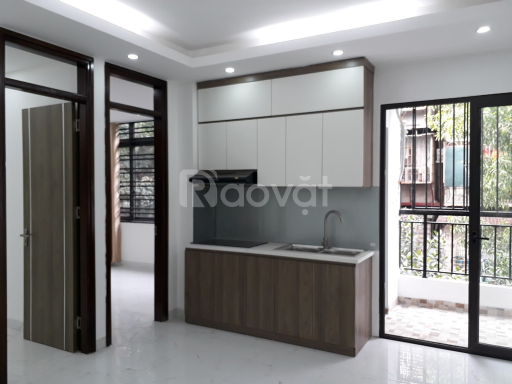 Chủ đầu tư bán chung cư mini Đống Đa - Thái Hà hơn 700 triệu/căn