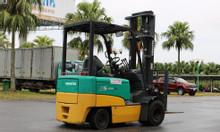 TFV192 Xe nâng điện ngồi lái Komatsu - model FB25EX-11