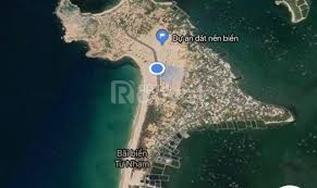 Tâm điểm đất nền sổ đỏ Biển Phú Yên giá chỉ 1tỷ2/nền