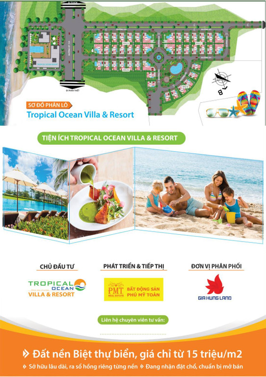 Tropical Ocean Villas & Resort