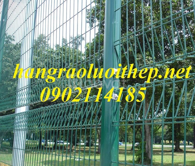 Hàng rào ngăn xưởng, hàng rào ngăn kho, hàng rào lưới thép