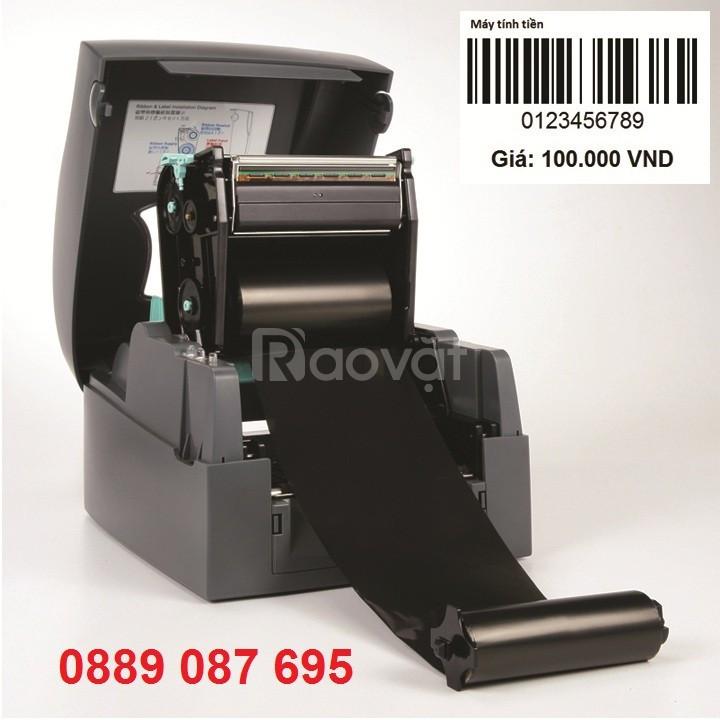 Bán máy in tem mã vạch chính hãng tại Vĩnh Phúc