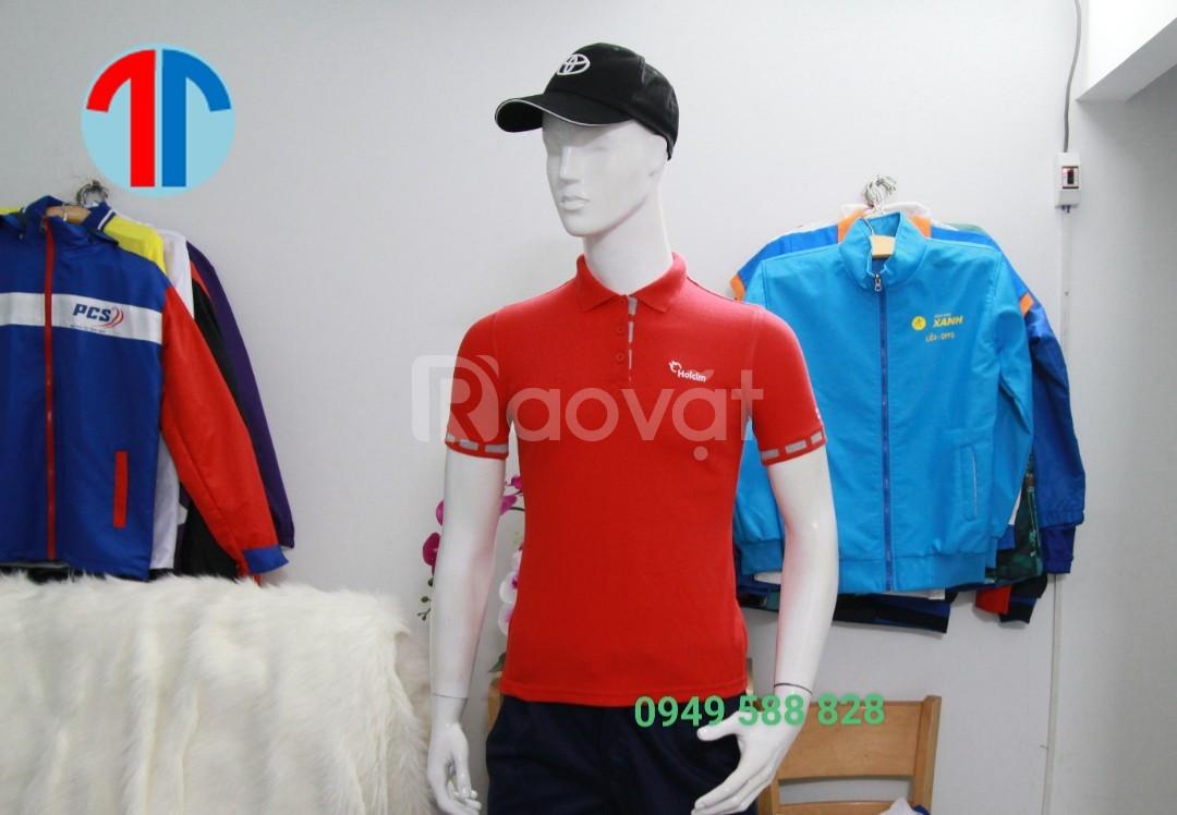 Xưởng may đồng phục áo thun chất lượng uy tín trên toàn quốc