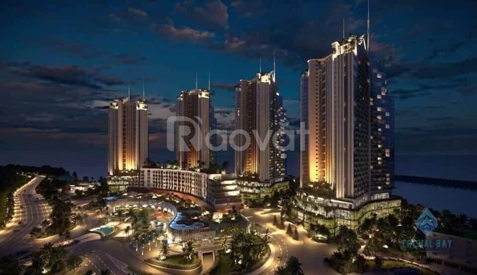 Căn hộ Sailing Bay Ninh Chữ tiểu Dubai thu nhỏ trong lòng Ninh Thuận
