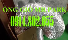 Ống gió mềm Mr.Park vải simili D150(mm) - thông gió, hút bụi,...