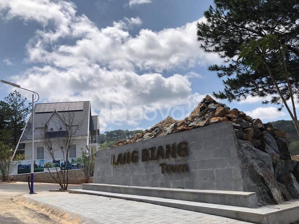Bản tin tóm tắt đất nền dự án LangBiang Đà Lạt