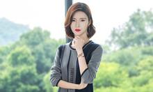 Váy len trẻ trung thiết kế siêu xinh