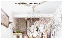 Bán nhà phố Dịch Vọng Hậu, Cầu Giấy 46m2 x 4 tầng