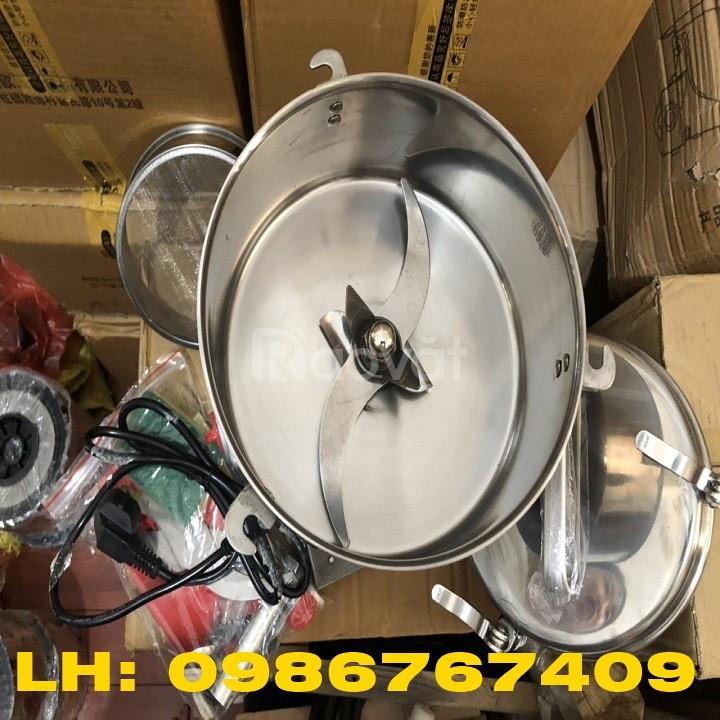 Máy nghiền bột khô loại 1kg/mẻ