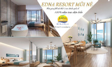Chỉ từ 1tỷ6 sở hữu ngay căn hộ Edna Resort 5* quốc tế
