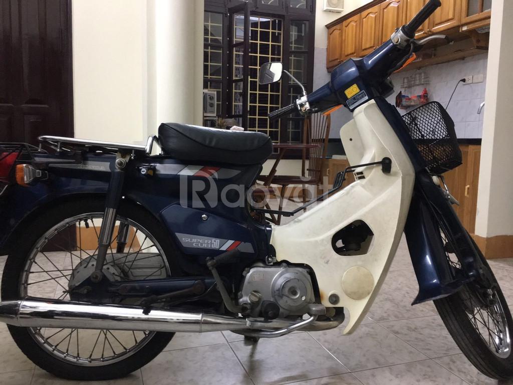 Tôi cần bán xe máy Honda Cub 82, 50cc