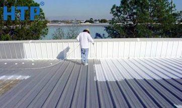 Cửa hàng bán sơn chống nóng Cadin chuyên dùng cho mái tôn.