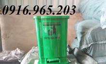 Báo giá thùng rác đạp chân y tế 15l
