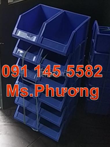 Kê nhựa chứa hàng, khay chứa linh kiện,hộp nhựa đựng ốc vít  Hà Nội