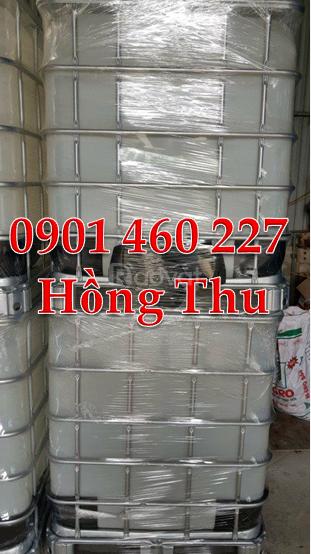 Thùng nhựa có dung tích 1000 lít,tank nhựa 1000 lít vuông tại Hà Nội