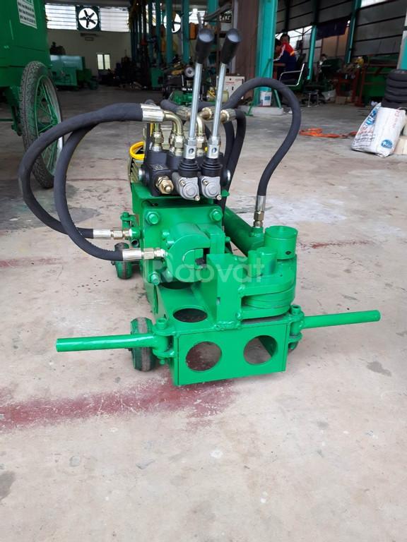 Máy uốn cắt sắt thủy lực