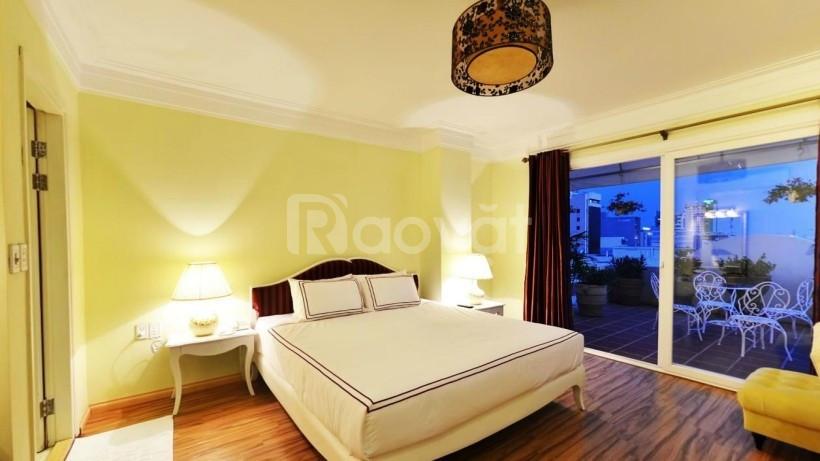 Bán khách sạn gần Chùa Bộc, Đống Đa, 1400m2 sử dụng, hiện đại, 32 tỷ
