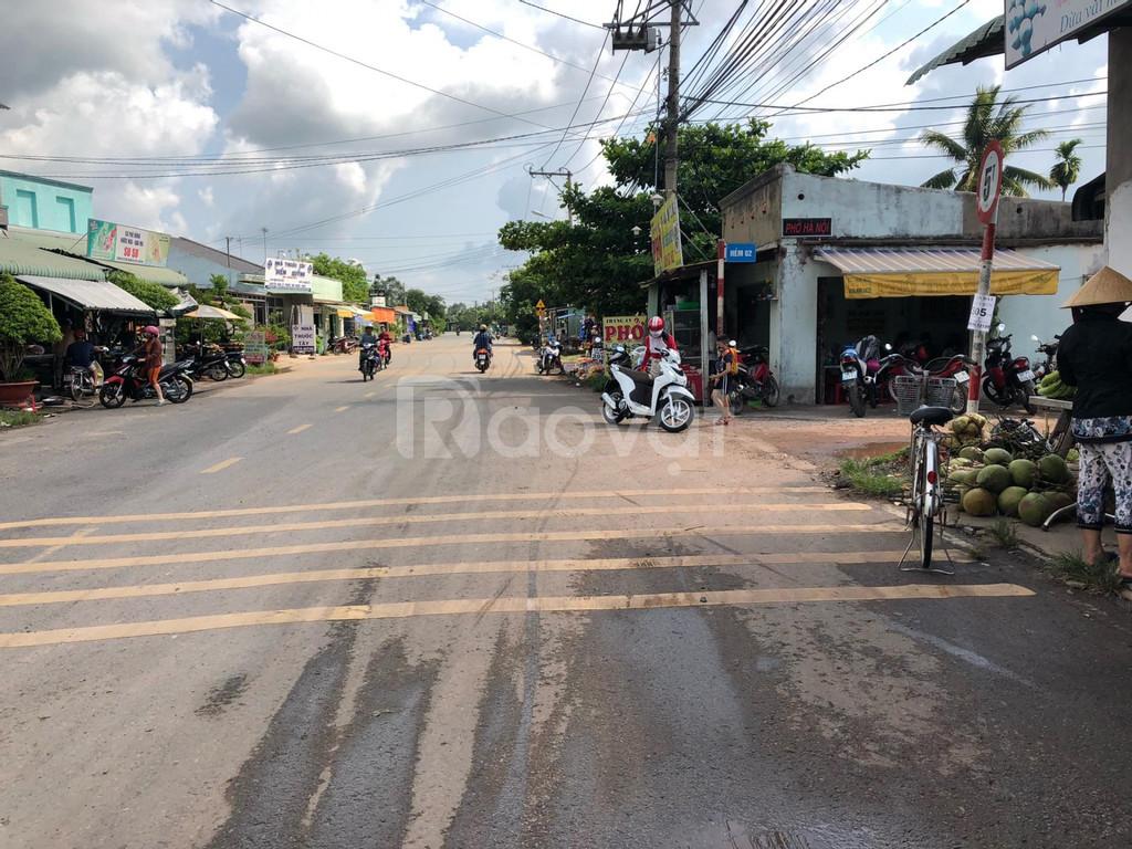 Còn miếng đất mặt tiền chợ chiều Tân Phú Trung – Củ Chi