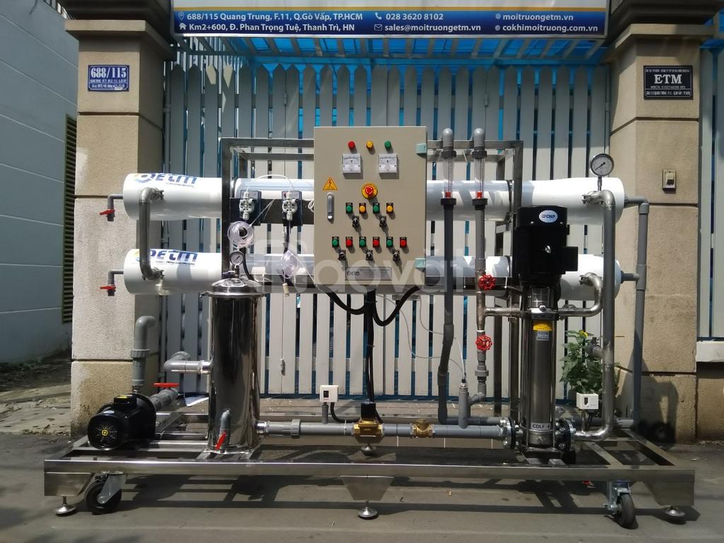 Hệ thống xử lý nước đóng bình sạch