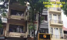 Nhà đẹp 4 tầng Nguyễn Chí Thanh xe tải tránh