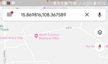 Bán 200m2 đất Cẩm Thanh, Hội An, đường BT 3m, cách Trần Nhân Tông 30m
