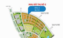Bán gấp lô đất dự án Nhơn Hội New City Phân Khu 2, dt 80m2