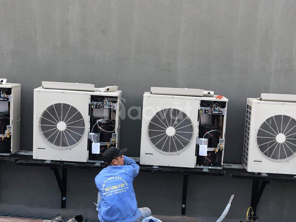 Dự toán chi phí lắp máy lạnh âm trần Daikin mới giá rẻ