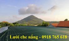 Lưới che nắng vườn lan tại Hà Nội