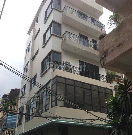 Bán nhà phân lô C3 Làng Quốc Tế Thăng Long DT 50m, 5 tầng
