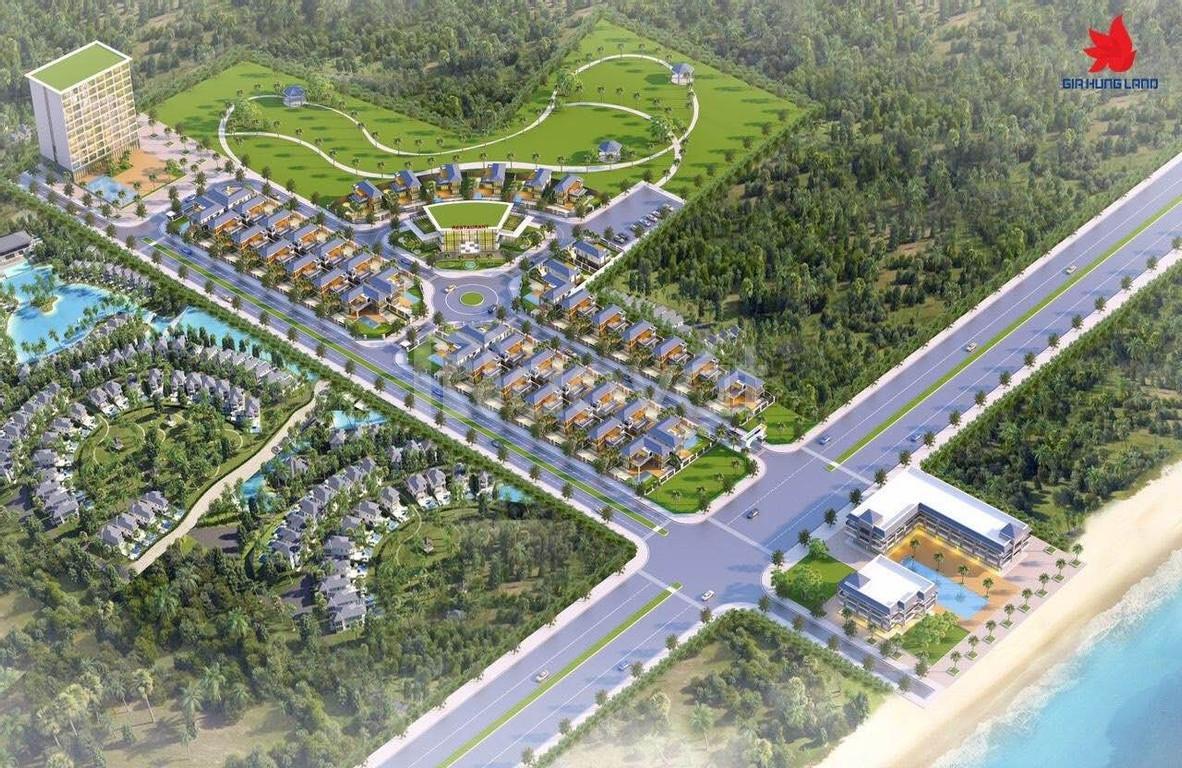 Tropical Ocean Villas & Resort giá từ 15 triệu/m2