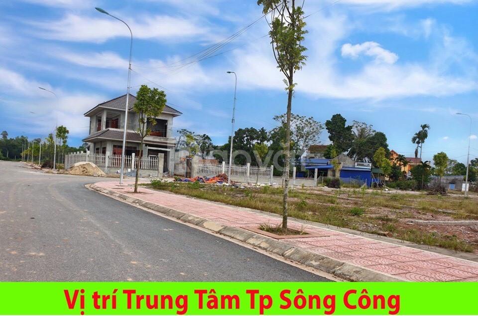 BĐS Thái Nguyên giá chỉ từ 500tr/lô