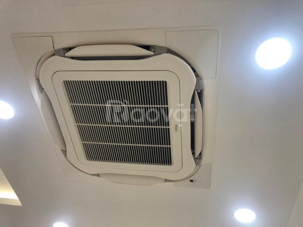 Lắp đặt hệ thống Máy lạnh âm trần thương hiệu Daikin (TL) giá rẻ
