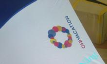 Sản xuất in logo dù cầm tay tại Đà Nẵng