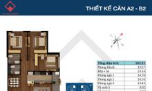 Giao bán chung cư Việt Đức Complex 103m2-3pn