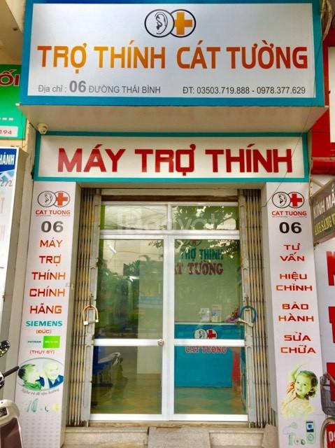 Máy trợ thính tốt Nam Định