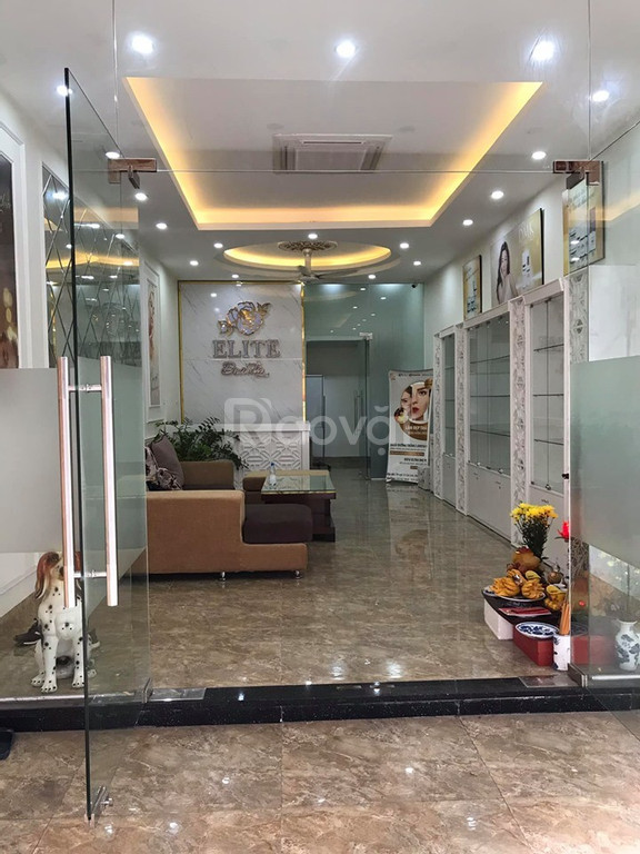 Bán nhà mặt ngõ 298 Tây Sơn mặt tiền rộng, kinh doanh hơn mặt phố, 40m x 5 tầng