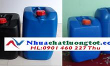 Can đựng xăng xe máy, bình nhựa đựng xăng, thùng nhựa 10l-30l
