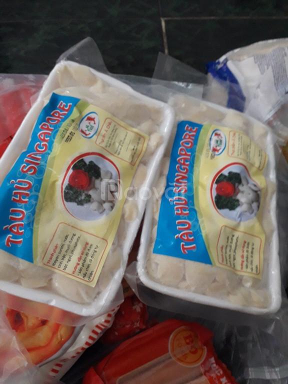 Công ty cung cấp cá xúc xích cá viên chiên tại Bình Dương