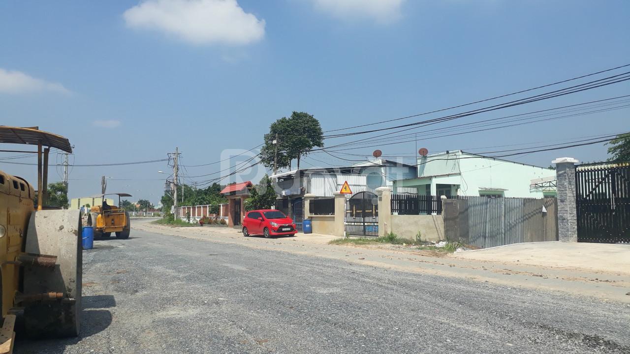 Đất mặt tiền đường nhựa, Tân Phú Trung, Củ Chi 960 triệu
