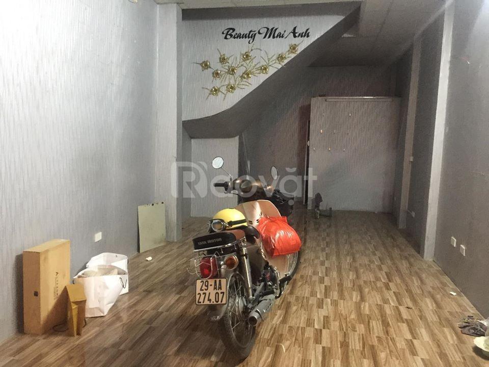 Bán nhà ô tô chánh Trần Quang Diệu, Đống Đa 45M2X 4TG 7 tỷ5
