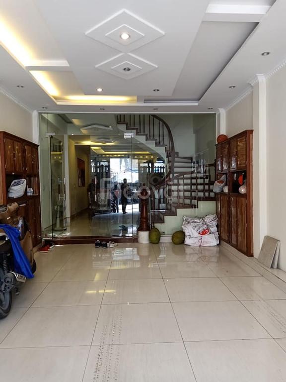 Bán nhà Lê Trọng Tấn phân lô rất đẹp, 2 mặt thoáng, ô tô tránh, kinh doanh, 50m x 5 tầng