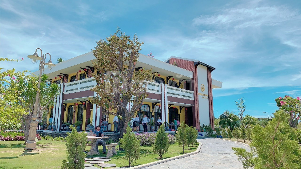 HomeLand Paradise -Shophoues 3 tầng liền kề Cocobay