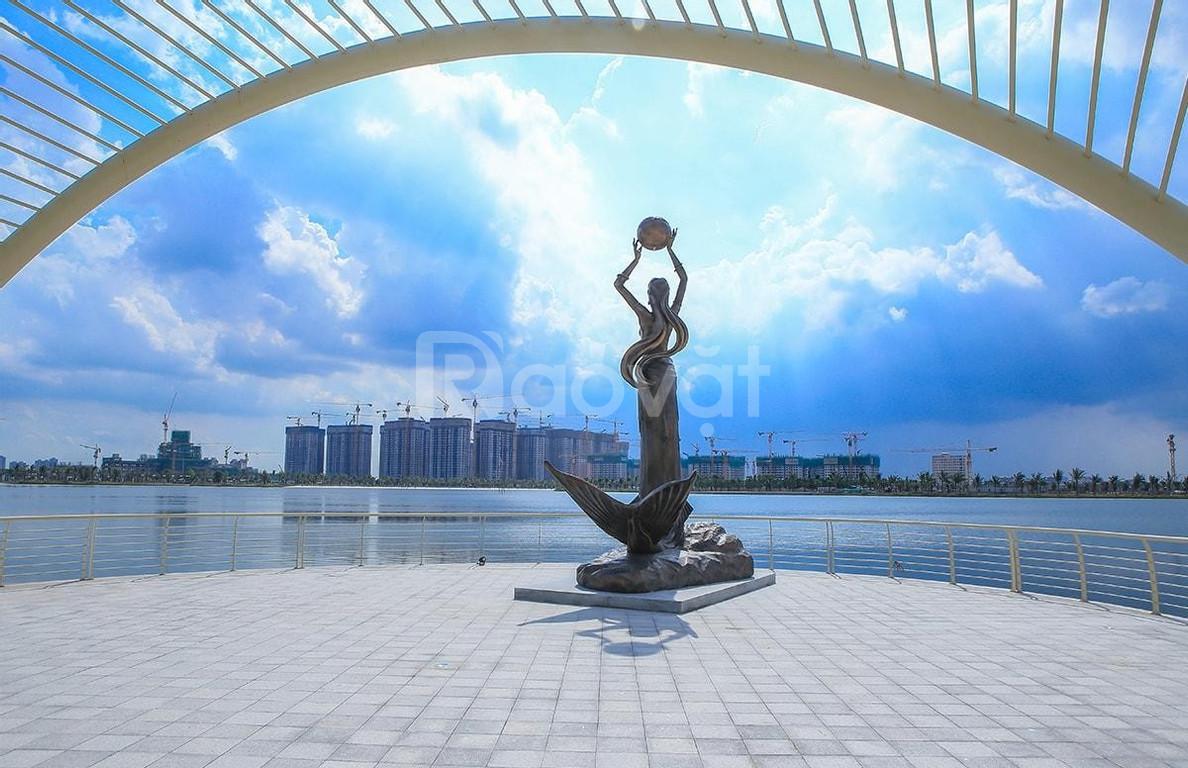 Tưng bừng mở bán biệt thự tại biển Hà My thơ mộng