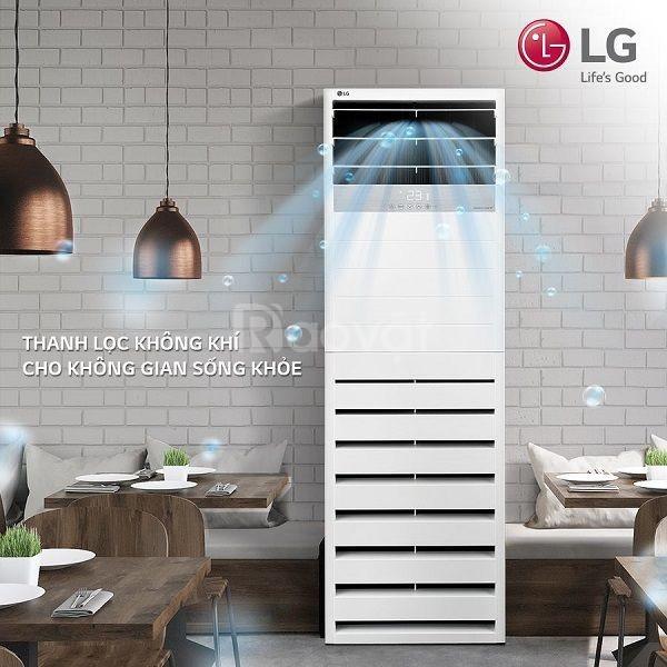Chuyên lắp đặt máy lạnh tủ đứng Lg inverter giá tốt Quận 3