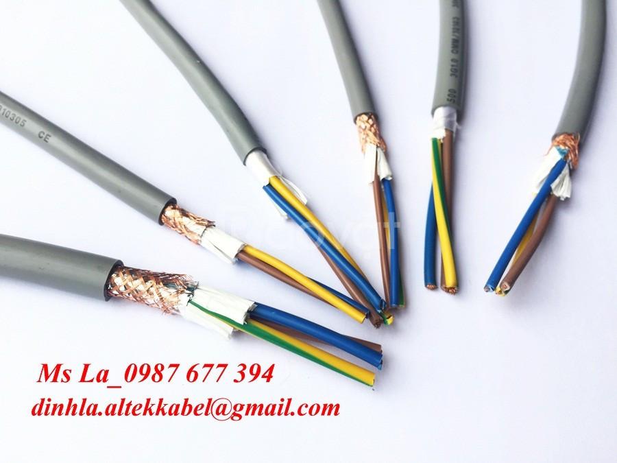 Cáp điều khiển-cáp tín hiệu 3 lõi Altek Kabel có sẵn