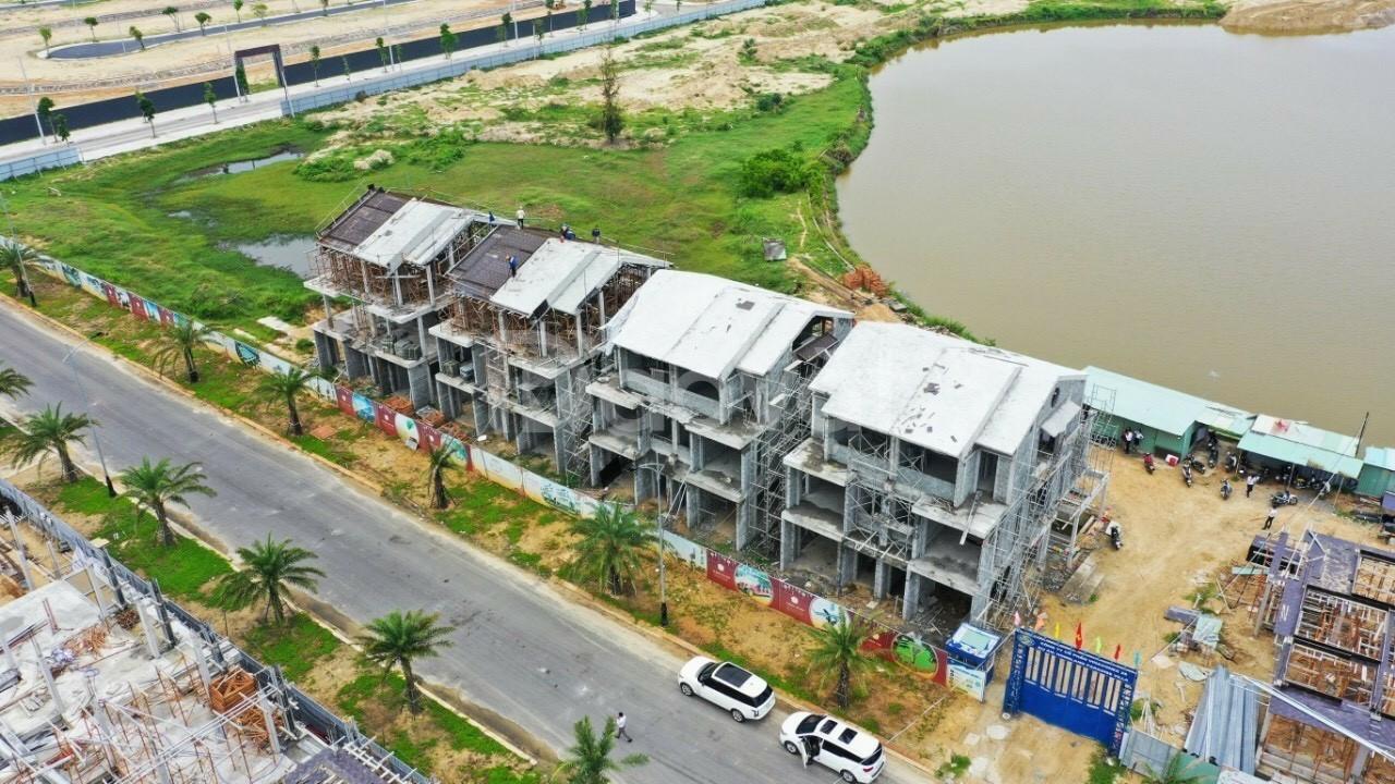 HomeLand ParaDise - Bán Đất tặng ngay nhà 3 tầng- cách biển 500m