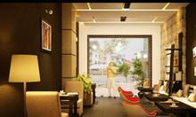 Nhà đẹp cho thuê đường Chùa Láng  30m2, 4 tầng.