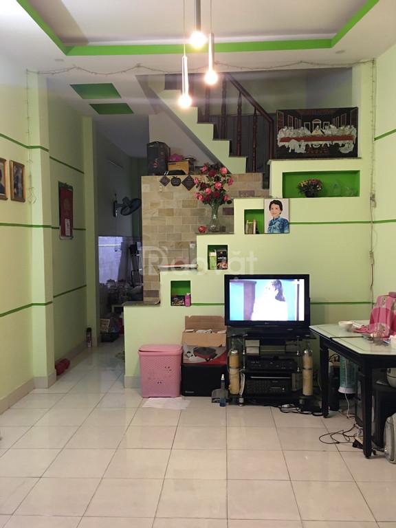 Nhà hẻm 427/ Tân Kỳ Tân Quý-P. Tân Quý DT 3,7x13,5m đúc 1 lầu 3PN