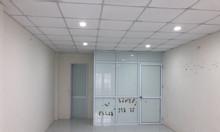 Cho thuê mb tầng 3, 4 làm văn phòng đường Tố Hữu, KĐT Vạn Phúc