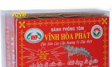 Bánh phồng tôm Cà Mau Vĩnh Hòa Phát 38% tôm